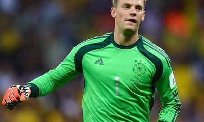 Clip: Neuer và những pha cứu thua siêu đẳng