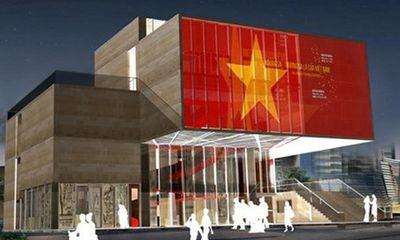 Ngày 30/4, dự kiến khởi công xây dựng Nhà Trưng bày Hoàng Sa