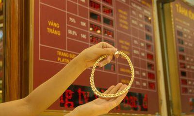 Giá vàng hôm nay (6/3): Giá vàng SJC tiếp tục giảm mạnh