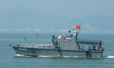 Tàu cá Trung Quốc ngang ngược xâm phạm chủ quyền vùng biển Đà Nẵng