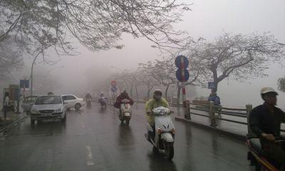 Thời tiết hôm nay (10/3): Miền Bắc mưa rét, miền Nam nắng nóng