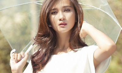 """Kim Tuyến """"Tuổi thanh xuân"""" đẹp ngọt ngào, gợi cảm"""