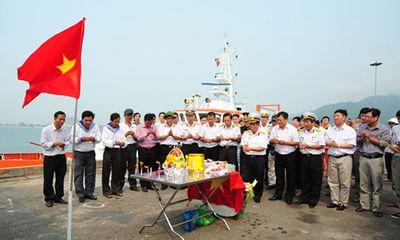 Xúc động lễ tưởng niệm các chiến sĩ hy sinh bảo vệ đảo Gạc Ma