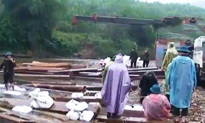 Để 'trôi sông' 40m3 gỗ lậu, 8 cán bộ, kiểm lâm bị kỷ luật