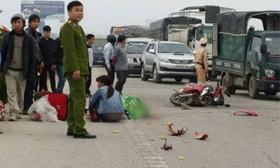 Truy tìm xe container gây tai nạn chết người rồi bỏ trốn