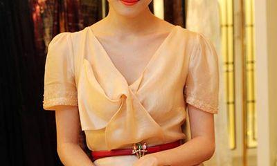 Hoa hậu Trương Hồ Phương Nga và những điều ít ai biết