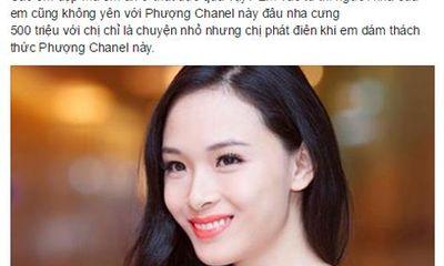 Đại gia Phượng Chanel lên tiếng việc tố Hoa hậu Phương Nga lừa đảo trên Facebook