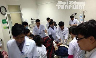 Miền Trung - Công tác cứu chữa nạn nhân trong vụ sập giàn giáo ở Formosa