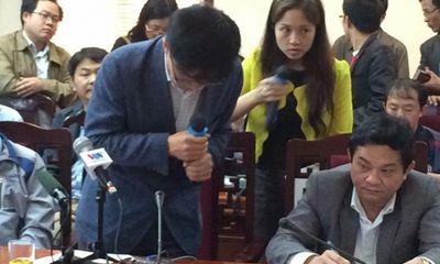 Sập giàn giáo ở Hà Tĩnh: Formosa bỏ ngỏ câu hỏi của PV