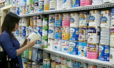 Loại chi phí quảng cáo, giá sữa