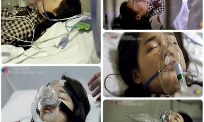 Tuổi thanh xuân tập 29: Kang Tae Oh khóc trên giường bệnh của Nhã Phương