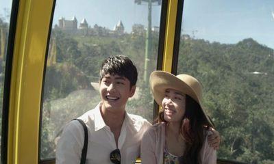 Phim Tuổi thanh xuân: Linh và Junsu tận hưởng kỳ nghỉ lãng mạn