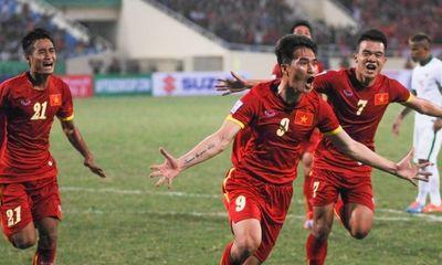 ĐT Việt Nam tăng 5 bậc, tiến gần Top 10 châu Á trên BXH FIFA