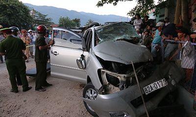 Xe đi đám tang gặp nạn: Công an đã xác định nguyên nhân ban đầu