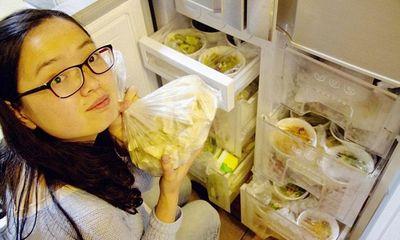 Chồng quân nhân nấu hơn 1000 món cho vợ ăn cả năm