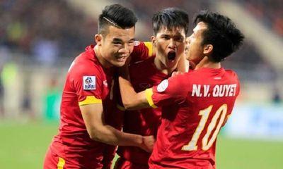 ĐT Việt Nam liên tiếp nhận tin vui ở vòng loại World Cup 2018