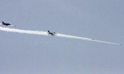 2 máy bay SU-22 rơi gần đảo Phú Quý: Bộ Tổng Tham mưu ra thông báo chính thức