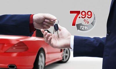 Thủ tục mua ô tô trả góp