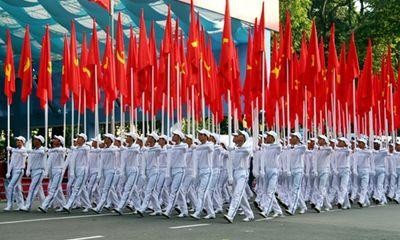 Cận cảnh tổng duyệt mít tinh, diễu binh mừng 40 năm thống nhất đất nước