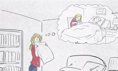 Nhớ chồng, tự chế nước hoa mùi cơ thể chồng quá cố