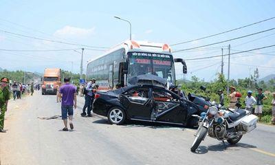 Vụ tai nạn kinh hoàng ở Đà Nẵng: Xe khách chạy 85km/h