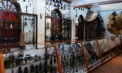 Bí ẩn thời gian trong bộ sưu tập đèn cổ nghìn năm tuổi