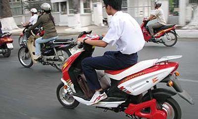 Gia hạn miễn lệ phí trước bạ xe máy điện đến hết năm 2015