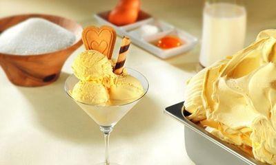 Cách làm kem sầu riêng ngon lạ miệng