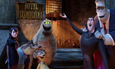 Khách sạn huyền bí 2: