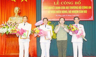 Đà Nẵng có tân Giám đốc công an