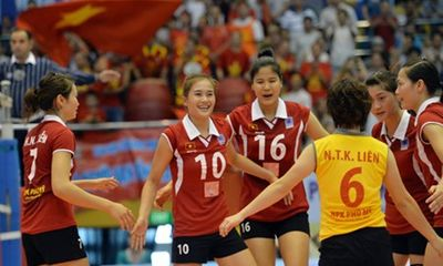 Hạ gục Mông Cổ, bóng chuyền nữ Việt Nam mơ tốp 4 châu Á