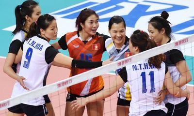 ĐT bóng chuyền nữ Việt Nam ngược dòng nghẹt thở trước Iran