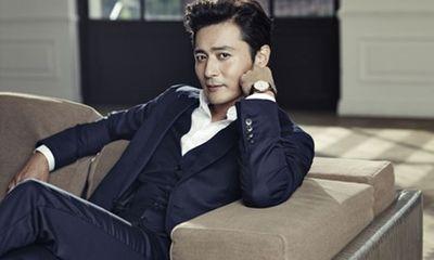 43 tuổi, Jang Dong Gun trở thành