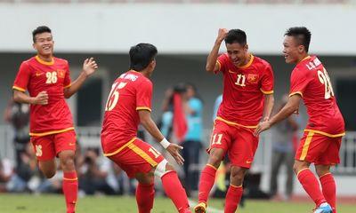 Tường thuật trực tiếp U23 Brunei 0-6 U23 Việt Nam