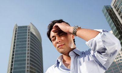 Cách sơ cứu người say nắng hiệu quả
