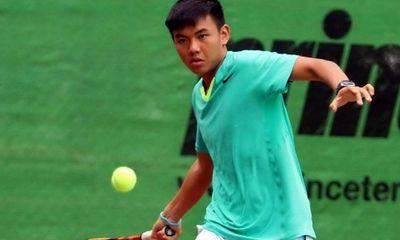 Lý Hoàng Nam tiến vào vòng 2 giải Roland Garros trẻ