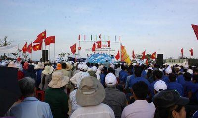 Quảng Trị: Hàng ngàn người tham gia triển lãm ảnh tuyên truyền về biển đảo