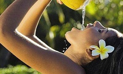 Những mặt trái nguy hiểm của nước dừa