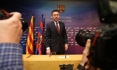 Tin nóng sáng 10/6: Chủ tịch Barca từ chức, M.U săn tiền đạo Atletico