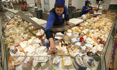 Nga duy trì cấm nhập khẩu thực phẩm phương Tây