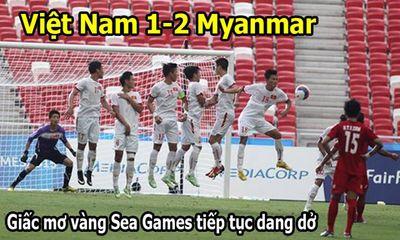 Đây! Lý do thực sự khiến U23 Việt Nam thua trận!