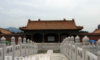 Bí ẩn Hậu cung và lăng mộ an táng hàng chục phi tần của Khang Hy hoàng đế