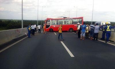 Thông tin bất ngờ về tai nạn khiến 13 người bị thương trên cao tốc
