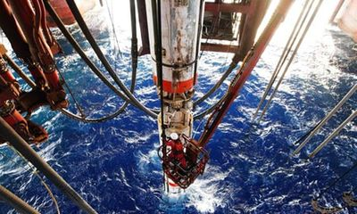 Trung Quốc thử nghiệm thành công giàn khoan nước sâu mới tại Biển Đông
