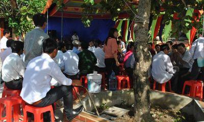 Nghệ An: Tổ chức lễ Kỳ Khoa cầu cho học sinh chuẩn bị thi cử