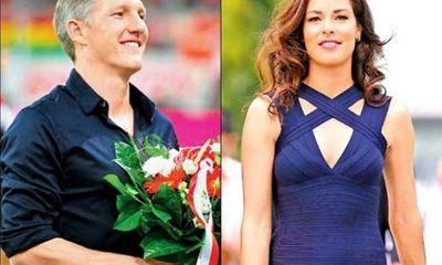 Schweinsteiger đã đính hôn với mỹ nữ quần vợt?