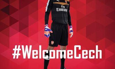 Arsenal chính thức sở hữu Petr Cech