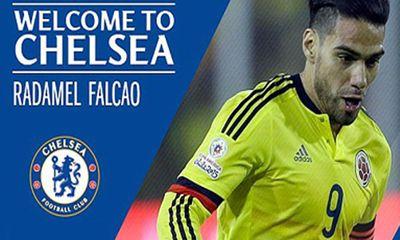 Tin nóng tối 3/7: Falcao chính thức gia nhập Chelsea, Ramos quyết tới M.U