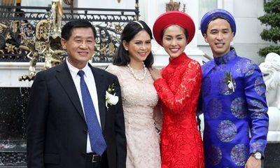 Những cặp mẹ chồng nàng dâu ngang tài ngang sắc trong showbiz