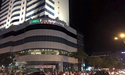 Đà Nẵng: Rơi thang máy từ tầng 6 khiến 10 người bị thương